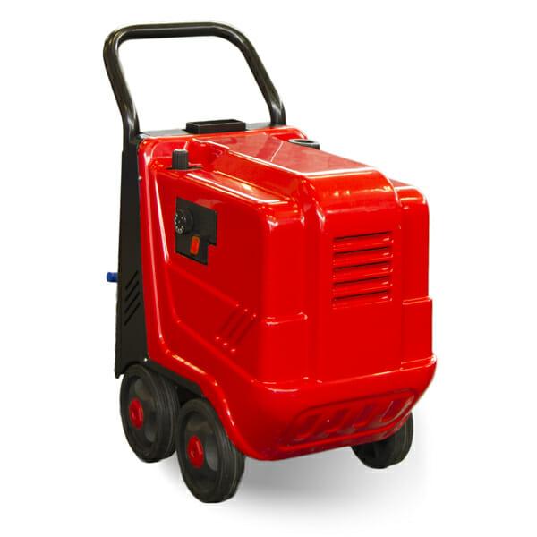 מכונת שטיפה בלחץ מים חמים 120/9 דגם ZETTA איטליה