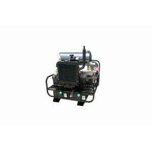 מכשיר שטיפה בלחץ מים מנוע עצמי דיזל - דגם סופר פרו