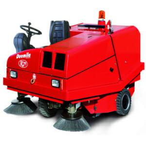 מכונת טיאוט ניקוי כביש מדגם Duemila