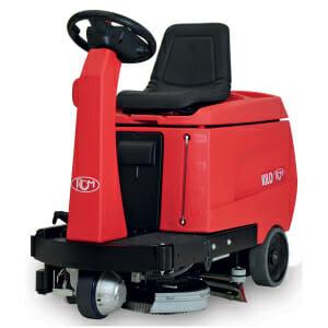 מכונת שטיפה רצפה רכובה - דגם RCM KILO