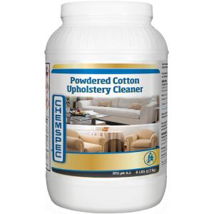 POWERD COTTON- חומר לניקוי מזרונים לבנים וסיבים טבעיים מסוג הייטן / טאיטן /כותנה ופשתן.
