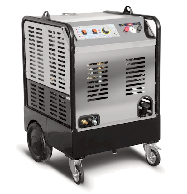 מכונת שטיפה בלחץ מים חמים דגם MAXI 1